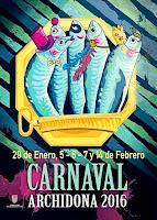 Carnaval de Archidona 2016 - Miriam Arjona Arjona - El aprendizaje es experiencia