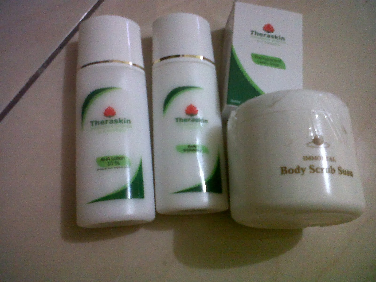 Theraskin For Your Beauty And Healthy Skin Jual Produk Suncare Brightener Pink Murahamanber Bpomreseller Are Welcome