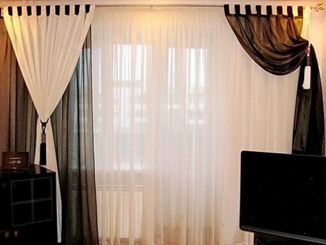 Шьем шторы своими руками фото