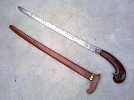 5 bilah pedang untuk dimaharkan.....