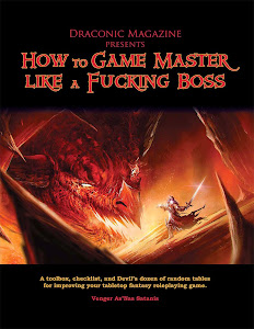 How to Game Master like a Fucking Boss