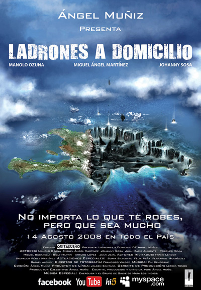 Ladrones a domicilio movie