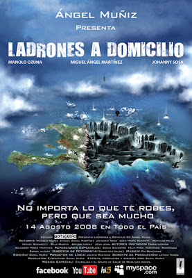 Ladrones A Domicilio – DVDRIP LATINO