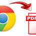 How to save a webpage as PDF