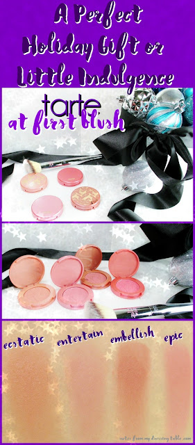 Tarte at First Blush Holiday Gift Set notesfrommydressingtable.com