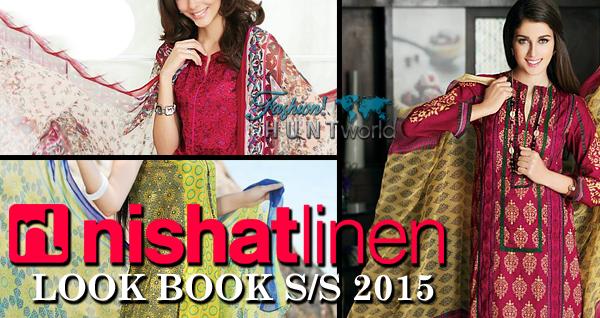 NL - Nishat Linen Eid 2015