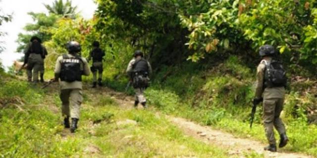 Operasi Tinombala Polri Targetkan Tangkap Kelompok Santoso dalam 60 Hari