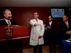 Dr  Rigoberto Navarro Ibarra rinde protesta como Director del Viejo Ciivl