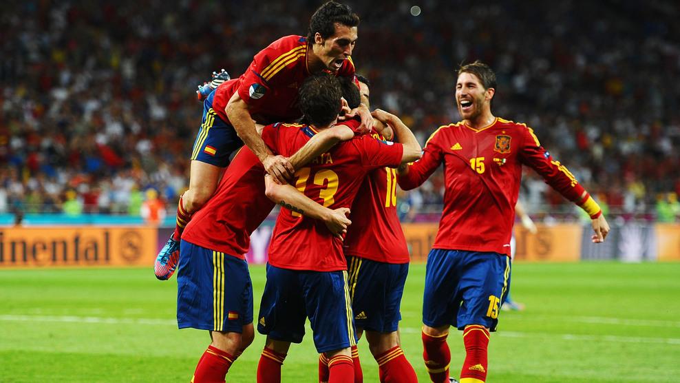 Odd Bubbles - Technology & Pop Culture: EuroCup 2012: Spain ...