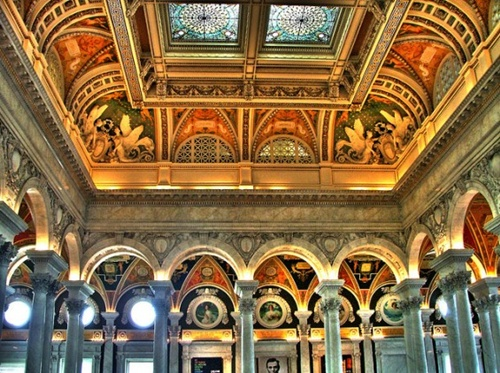 Library of Congress, USA