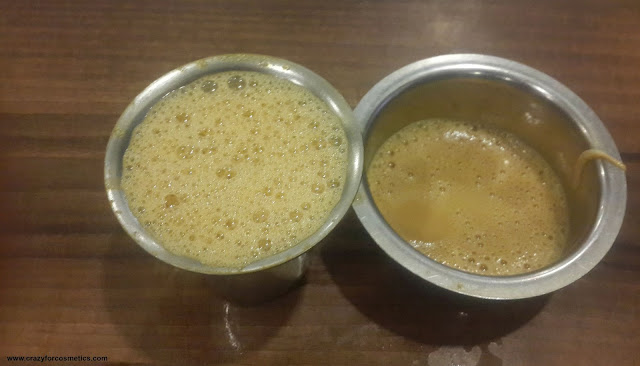 filter coffee chennai
