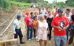 Alcalde Ramón Malavé con las Comunidades