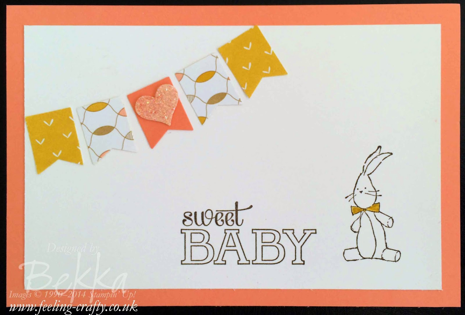 The Baby We've Grown Project Life by Stampin' Up! Project that Dr Who Helped With!