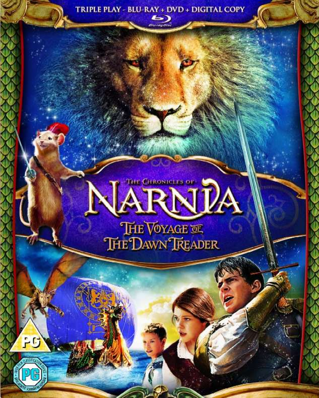 The Chronicles Of Narnia Voyage Dawn Treader Ini Boleh Saja