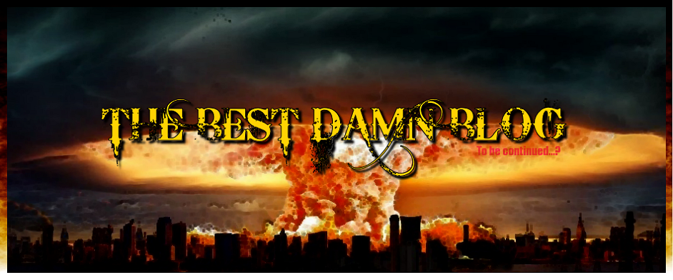 The Best Damn Blog // Packed with Entertainment