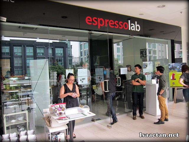 Nescafe Dolce Gusto Coffee Workshop @ Expresso Lab Publika