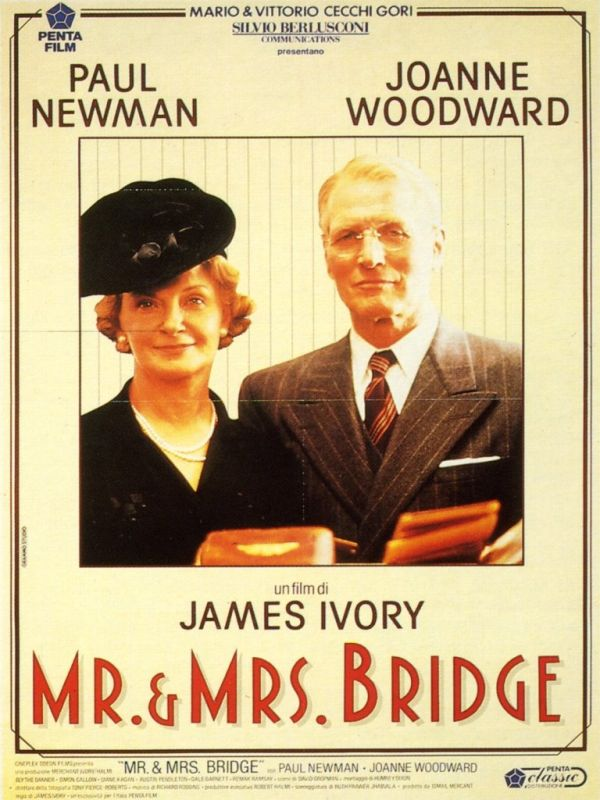 """Mr. & Mrs. Bridge"" (1990)"