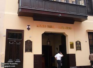 Casa Museo Miguel Grau