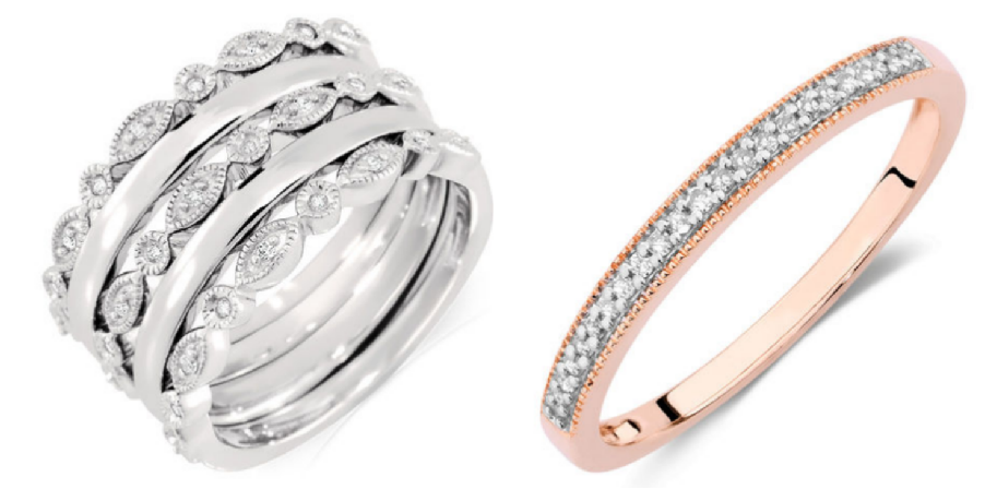 How To: Stack Up Your Rings