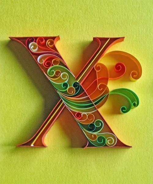24-X-Quilling-Illustrator-Typographer-Calligrapher-Paper-Sculptor-Sabeena-Karnik-Mumbai-India-Sculptures-A-to-Z-www-designstack-co