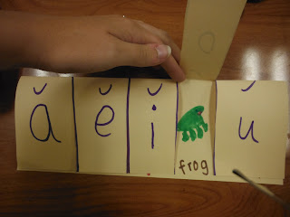 short vowel, foldable, sounds