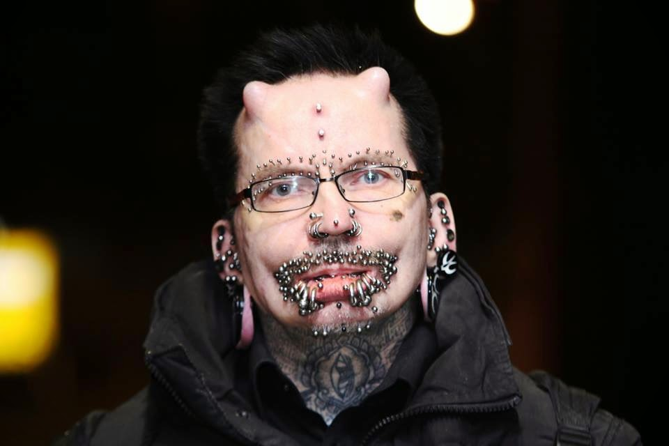 Too Much Piercing