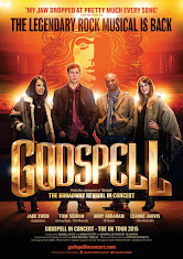 Jade Ewen starring in Godspell in Concert