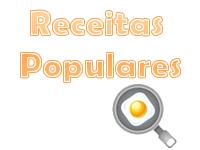 Receitas Populares -  O Melhor Site de Receitas da Internet