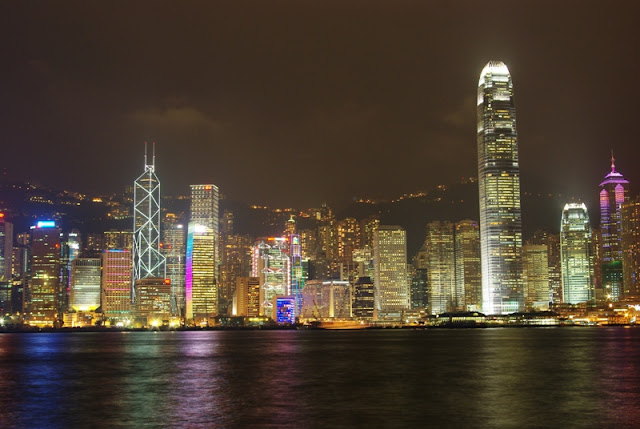 Ugodna letalska karta za Hong Kong