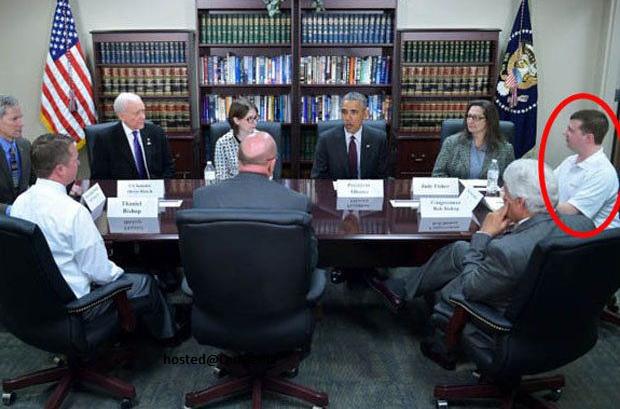 Kisah Obama Dan Cerita Tersilap Masuk Bilik Jadi Viral