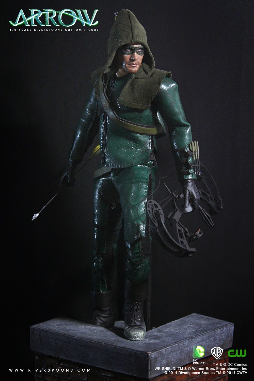 [Riverspoons Studios] Arrow 1/6 scale Riverspoons_arrow_10