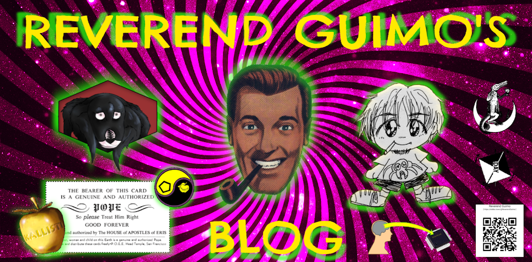 Reverend Guimo's Blog