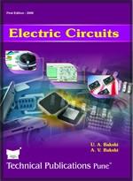 Electric Circuits by U.A Bakshi, A.V Bakshi | Download Pdf Ebooks Free