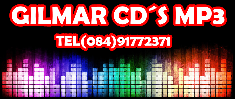 GILMAR CD'S MP3