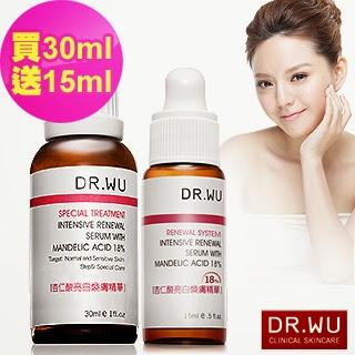 Pre Order Dr.Wu Intensive Renewal Serum With Mandelic Acid