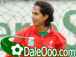 Oriente Petrolero - Marvin Bejarano - DaleOoo.com web del Club Oriente Petrolero
