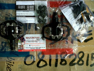 pedal cleat shimano m530