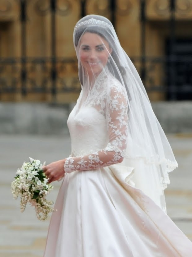 Sarah Burton: Kate Middleton Wedding Dress Designer | Handmade ...