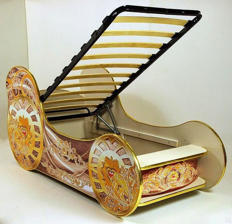 Кровать Карета Мини
