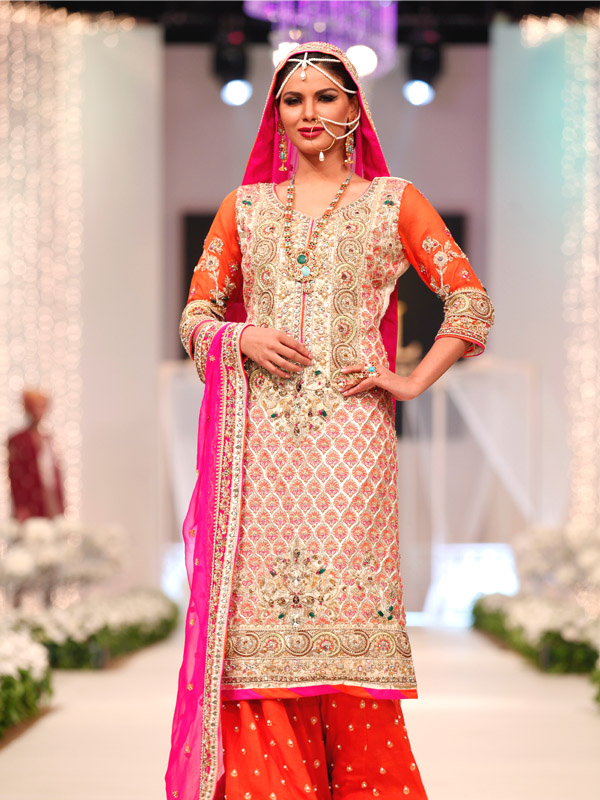 Style 360 Bridal Couture Week 2011 Lahore Fashions360 About Fashion Style 360