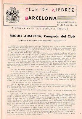 Entrevista a Miquel Albareda Creus 1