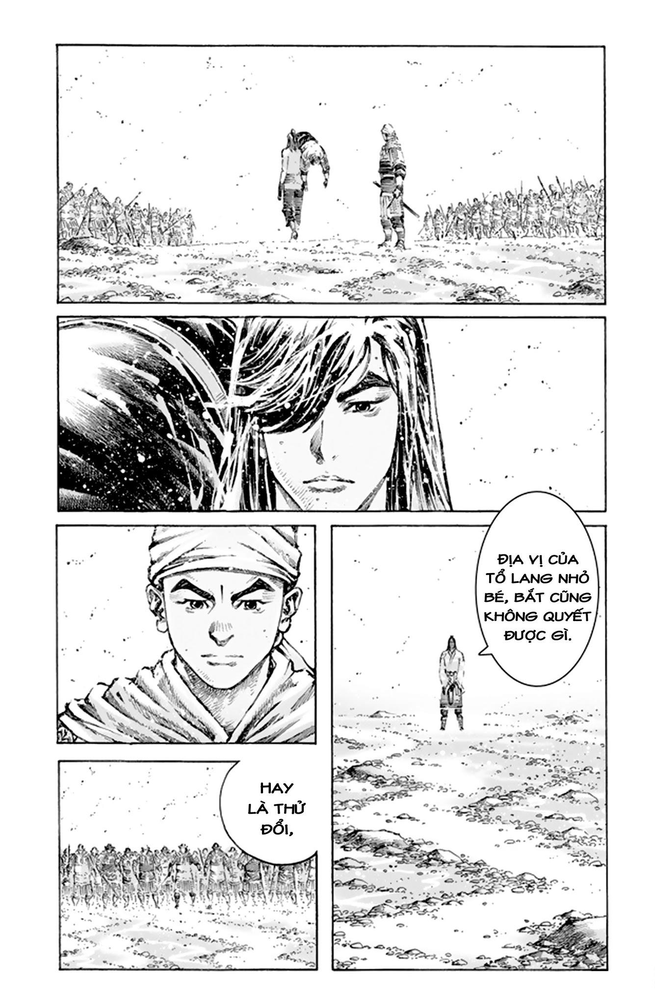 Hỏa Phụng Liêu Nguyên Chap 492 - Trang 9