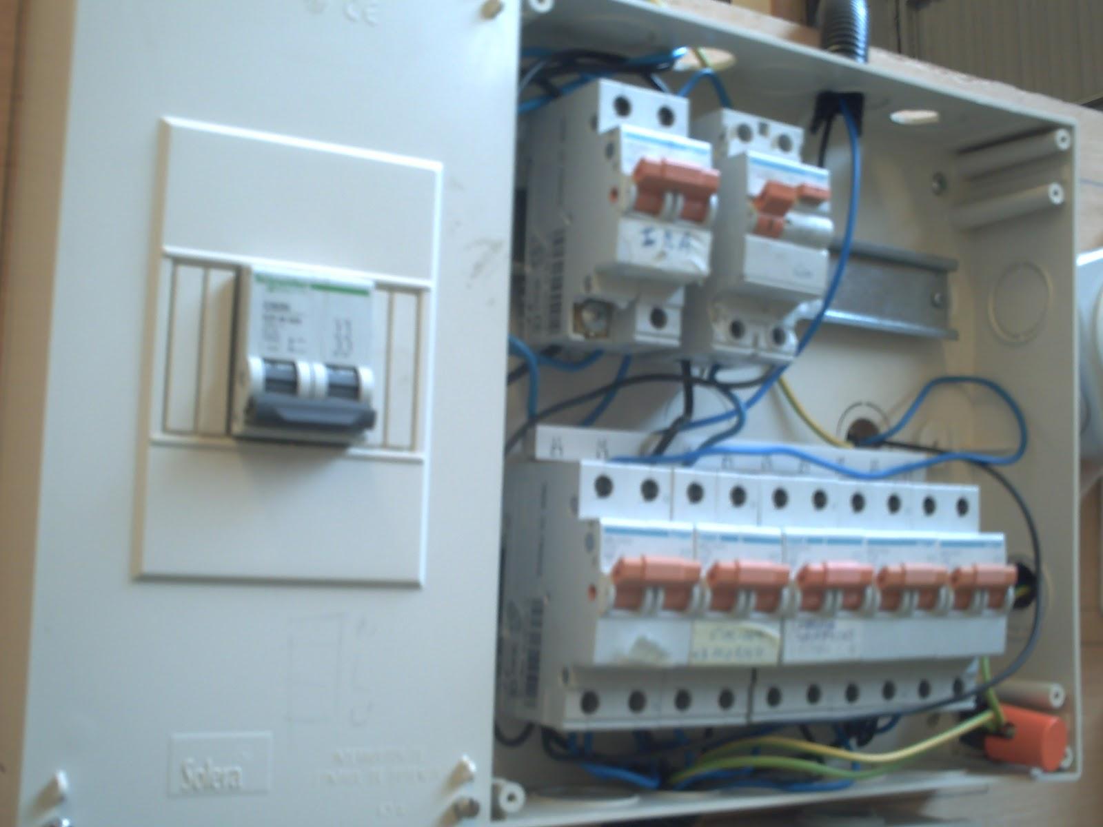 Cuadros el ctricos en la vivienda - Cuadro electrico vivienda ...