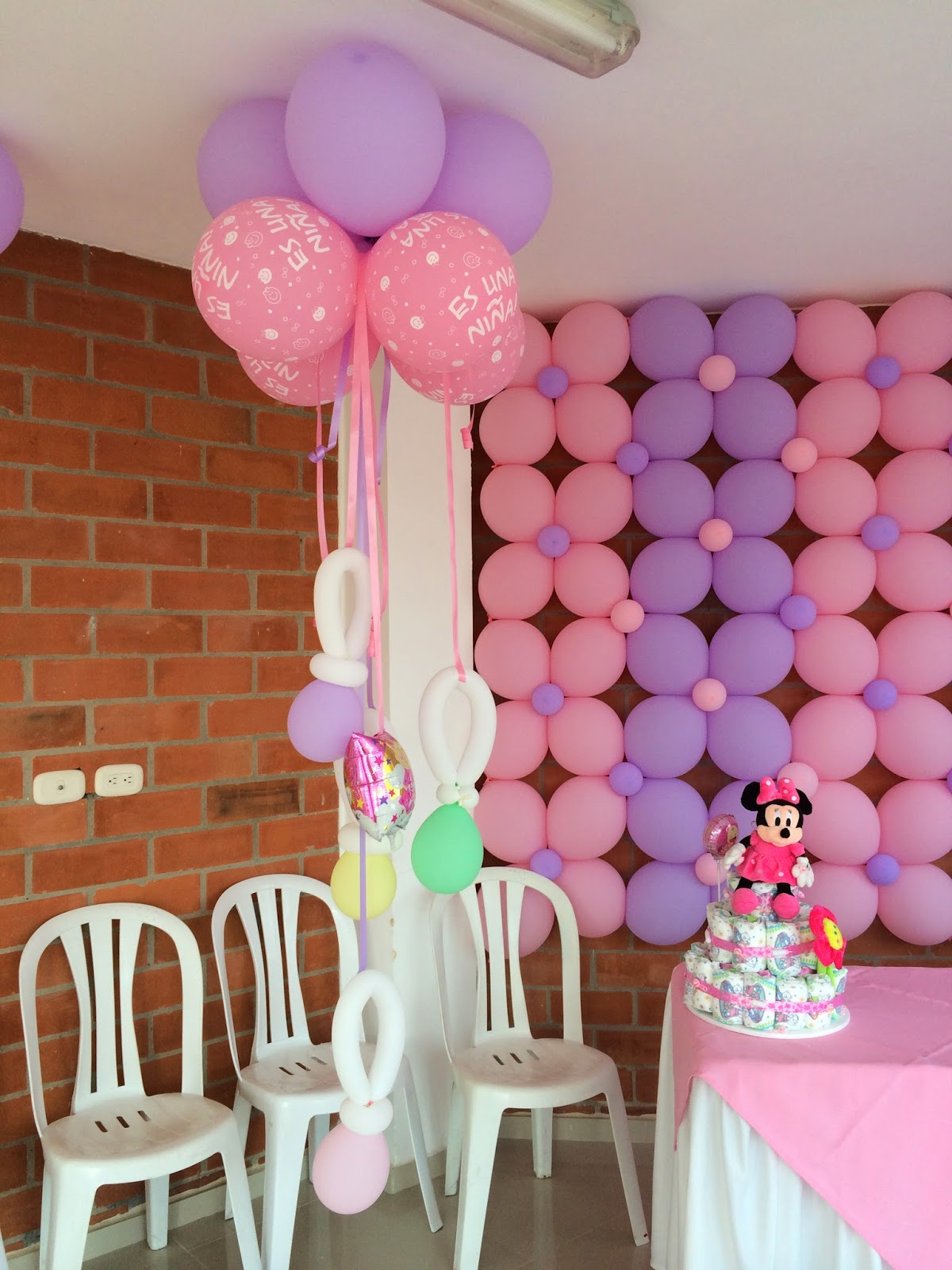 Ideas baby shower decoracion ideas para baby shower de - Ideas para baby shower nina ...