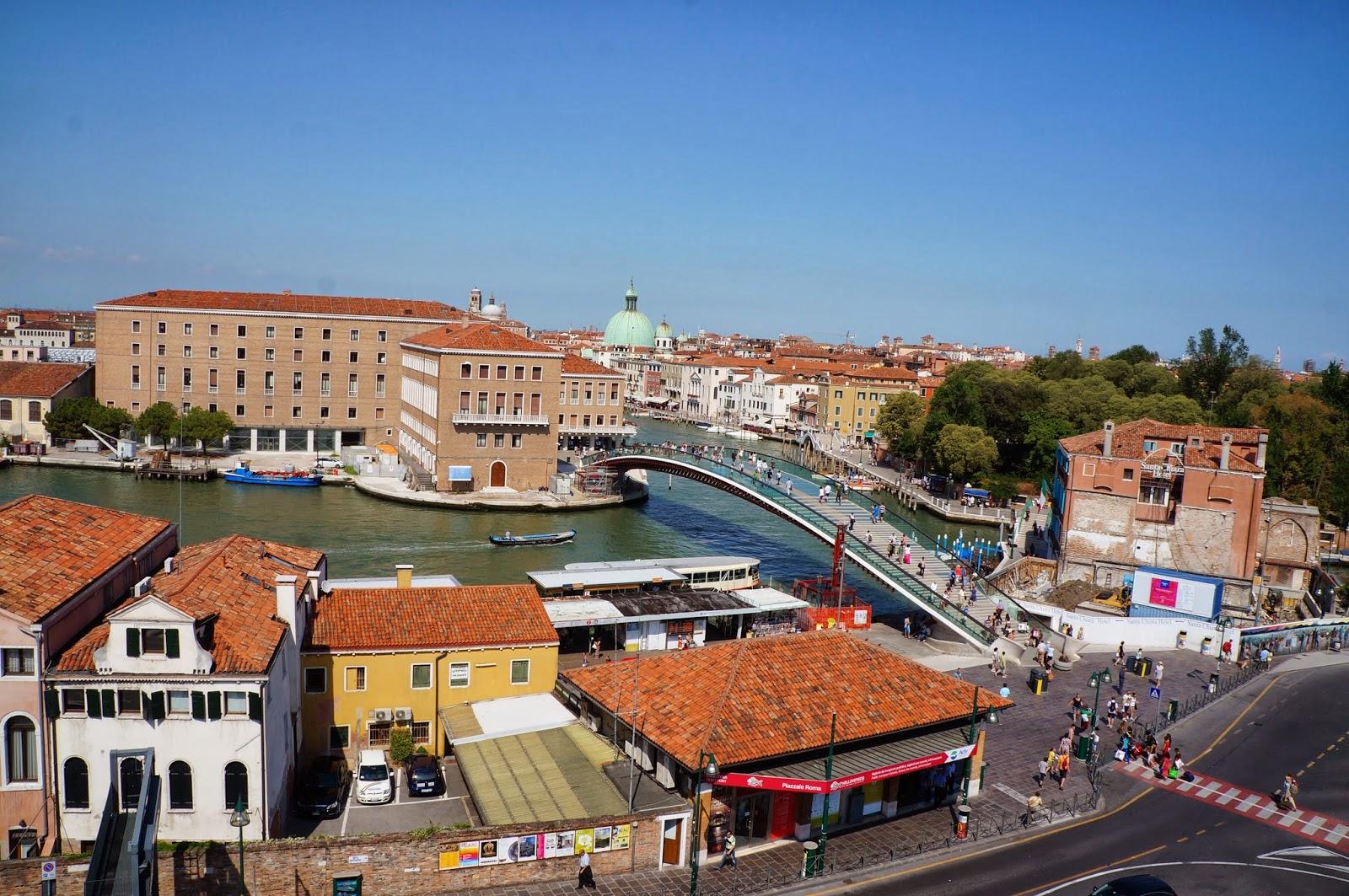 Венеция Парковка