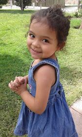 Los 3 años mi hija