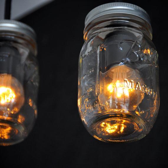 Decoraxpoco lamparas originales reciclando - Lamparas hechas con botellas ...