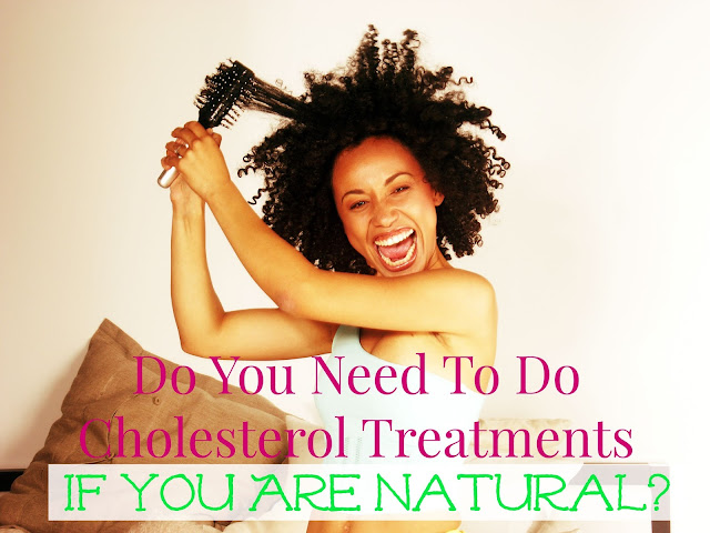 Do You NEED To Do Cholesterol Treatments If You Are Natural?