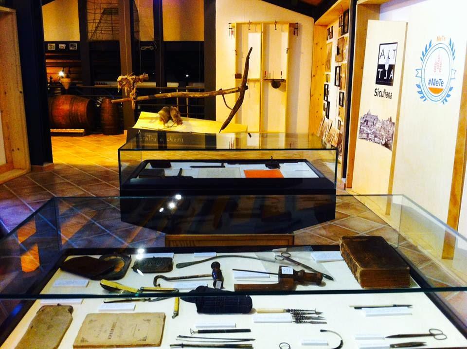 # MeTe Museo della Memoria e del Territorio Siculiana Sicilia