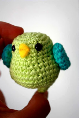 BIRDS OF A FEATHER AMIGURUMI CROCHET Only New Crochet ...